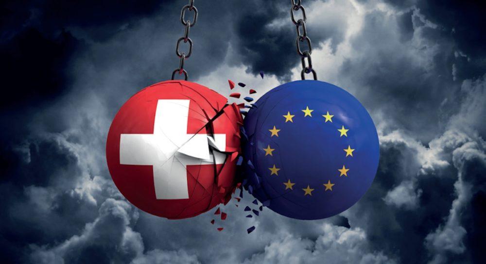 Accord-cadre : les régions frontalières  soutiennent la Suisse
