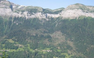 Forêt : 40 000 m3 à terre à Magland