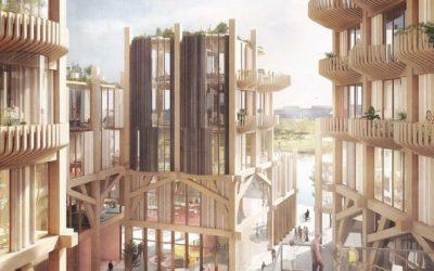 Publi-reportage / Le bois internationalement choisi par des constructeurs visionnaires