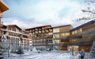 Montagne : un nouveau Club Med à La Rosière