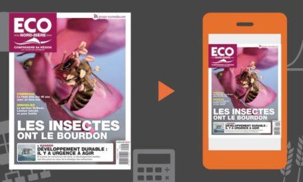 Votre magazine ECO Nord Isère du 4 octobre 2019