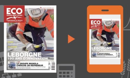 Votre magazine ECO Savoie Mont Blanc du 25 octobre 2019