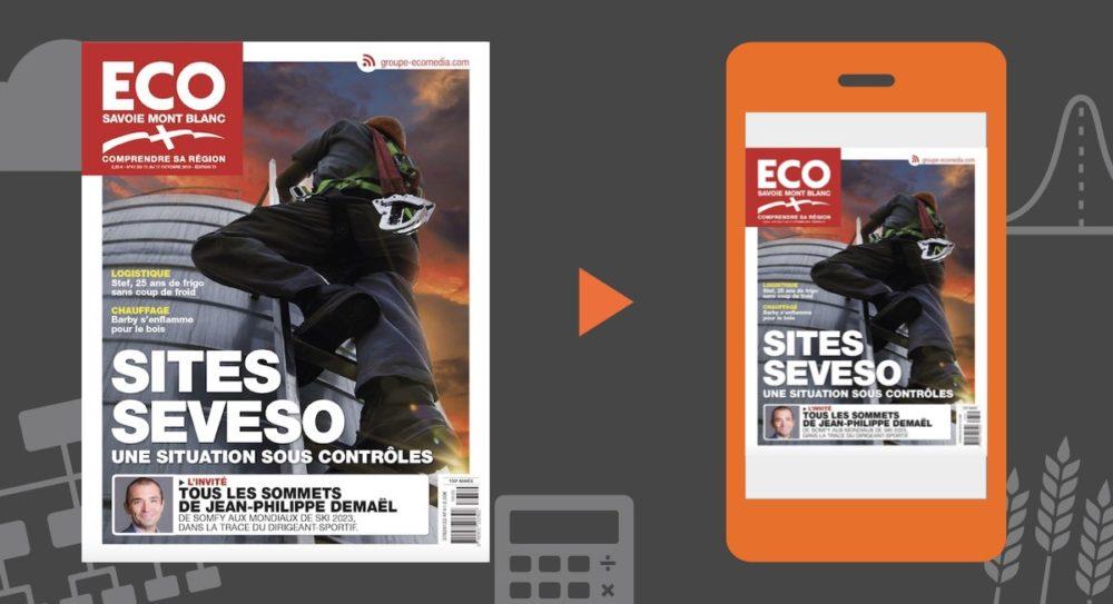 Votre magazine ECO Savoie Mont Blanc du 11 octobre 2019