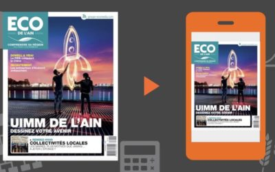 Votre magazine ECO de l'Ain du 17 octobre 2019