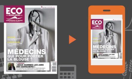 Votre magazine ECO Nord Isère du 18 octobre 2019