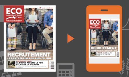 Votre magazine ECO Savoie Mont Blanc du 18 octobre 2019