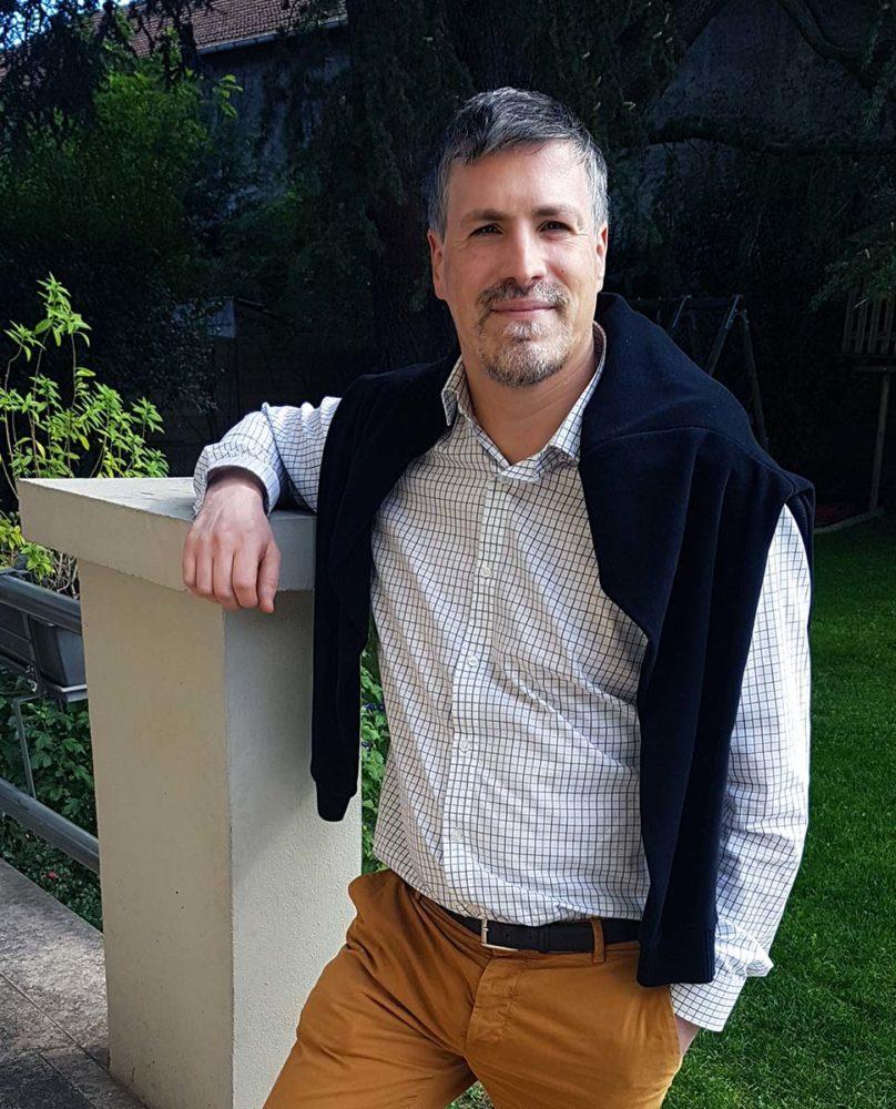 Pascal Viallon codirige Quinson-Fonlupt, entreprise de collecte, traitement et valorisation des déchets à Bourg-en-Bresse