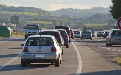 Vers un doublement de la route entre  Epagny et Gillon