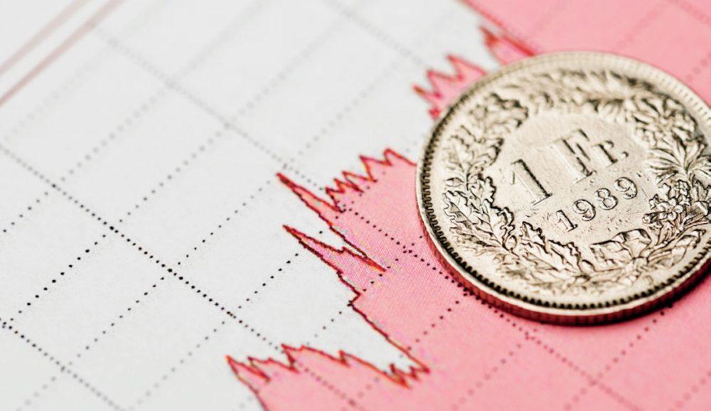 Économie : le franc fort inquiète  la Banque Nationale Suisse