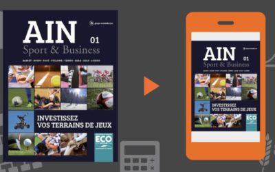 Votre magazine SPORT BUSINESS 01 de 2019