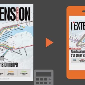 Votre magazine L'EXTENSION Novembre 2019