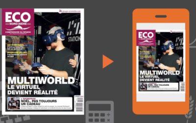 Votre magazine ECO Nord Isère du 15 novembre 2019