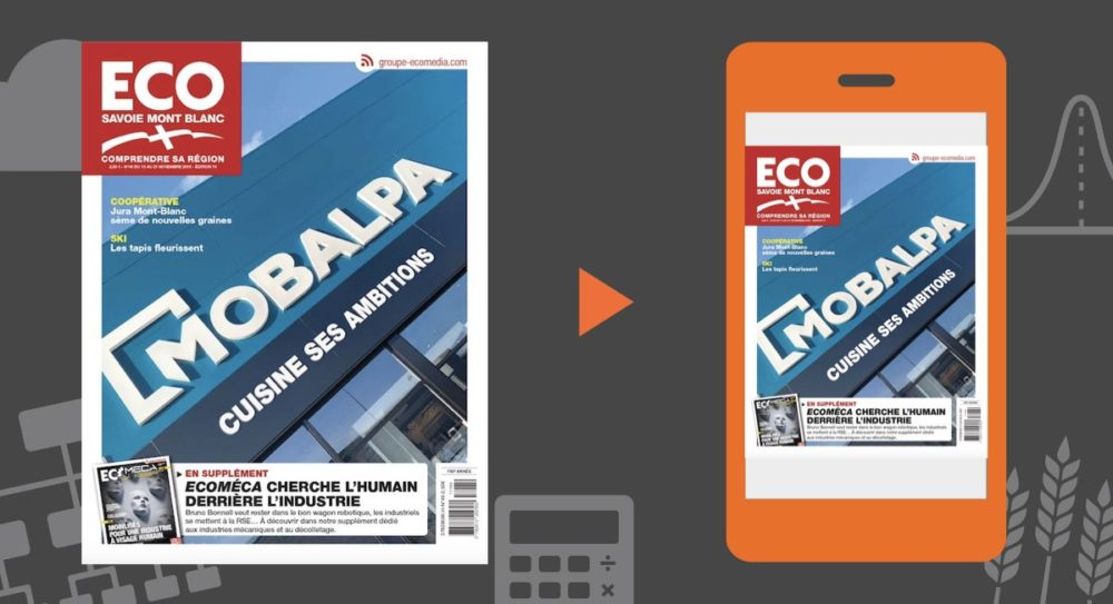 Votre magazine ECO Savoie Mont Blanc du 15 novembre 2019