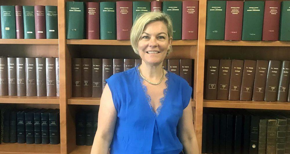 Caroline Grosjean : « Le public a confiance dans la pratique apaisée du droit des notaires »