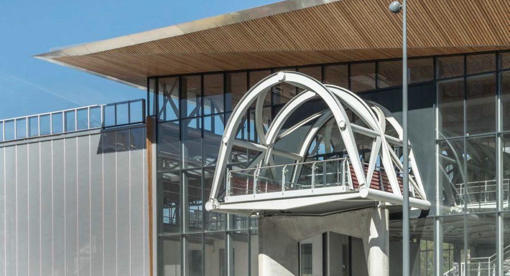 Nouvelle gare de Chambéry : un pôle d'échanges multimodal  au centre de tout