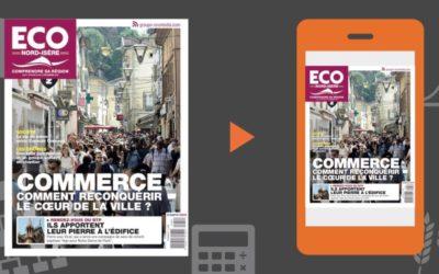Votre magazine ECO Nord Isère du 6 décembre 2019