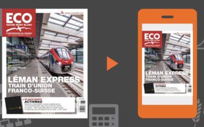 Votre magazine ECO Savoie Mont Blanc du 6 décembre 2019