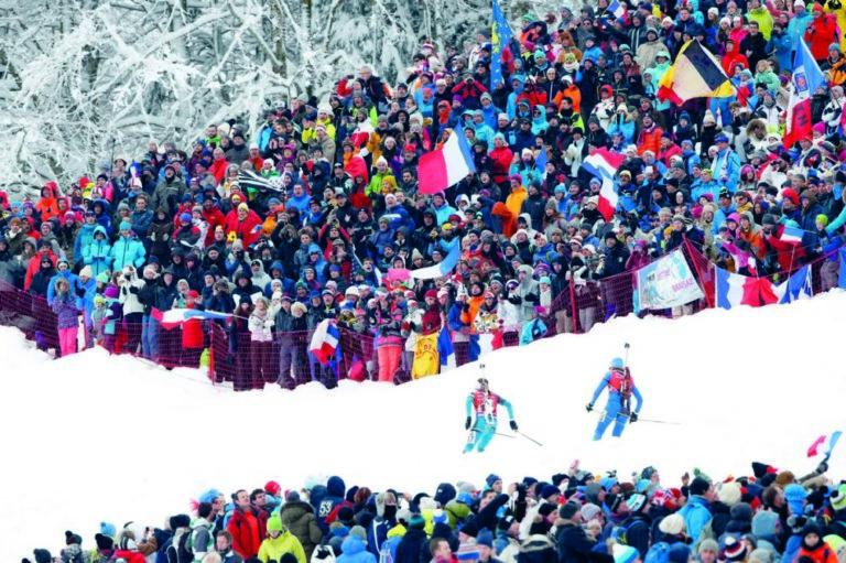 Avec le biathlon, Annecy / Le Grand-Bornand atteint sa cible