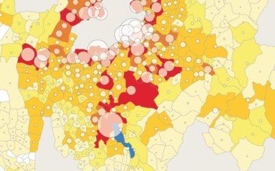 Infographie : les frontaliers continuent de doper l'économie