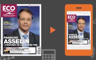 Votre magazine ECO Nord Isère du 31 janvier 2020
