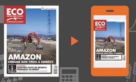 Votre magazine ECO Savoie Mont Blanc du 31 janvier 2020