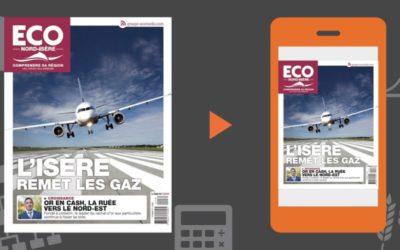 Votre magazine ECO Nord Isère du 17 janvier 2020