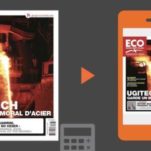 Votre magazine ECO Savoie Mont Blanc du 17 janvier 2020