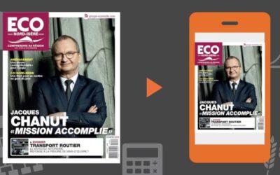 Votre magazine ECO Nord Isère du 24 janvier 2020