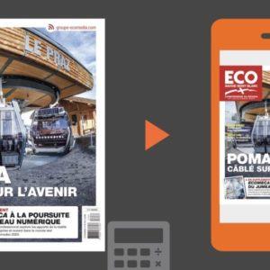 Votre magazine ECO Savoie Mont Blanc du 24 janvier 2020