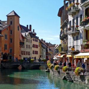 Annecy, 1ere Ville où il fait bon vivre en France