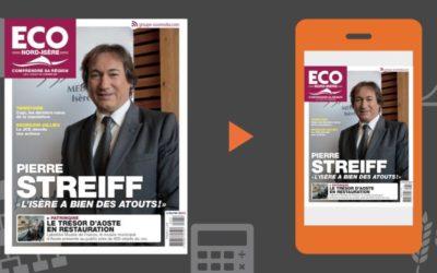 Votre magazine ECO Nord Isère du 7 février 2020