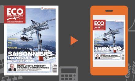 Votre magazine ECO Savoie Mont Blanc du 28 février 2020
