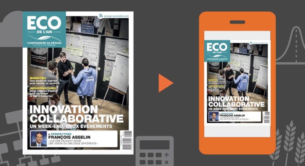 Votre magazine ECO de l'Ain du 13 février 2020