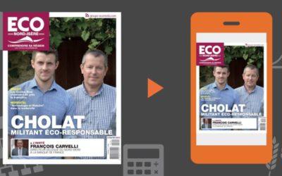 Votre magazine ECO Nord Isère du 14 février 2020