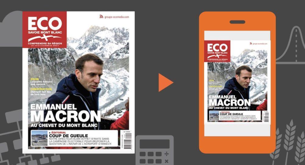 Votre magazine ECO Savoie Mont Blanc du 14 février 2020