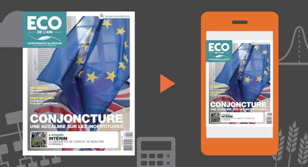 Votre magazine ECO de l'Ain du 20 février 2020