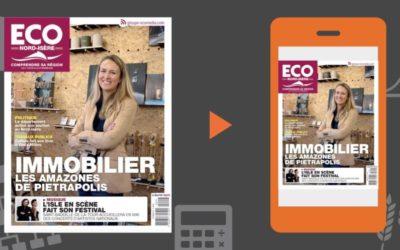 Votre magazine ECO Nord Isère du 21 février 2020