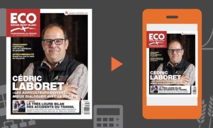 Votre magazine ECO Savoie Mont Blanc du 21 février 2020