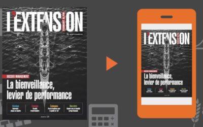Votre magazine L'EXTENSION Mars 2020