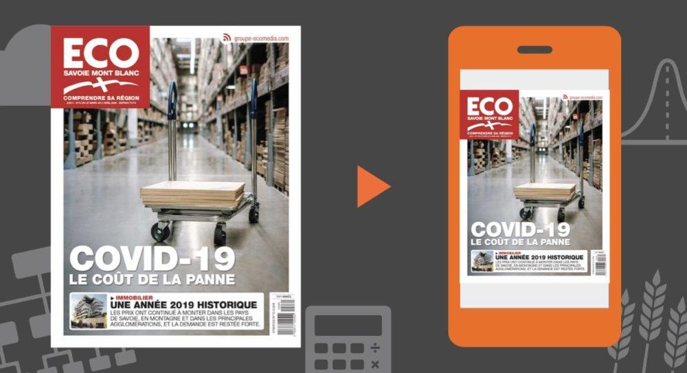 Votre magazine ECO Savoie Mont Blanc du 27 mars 2020