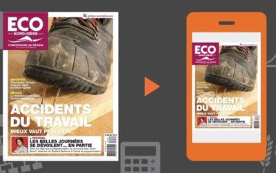 Votre magazine ECO Nord Isère du 13 mars 2020