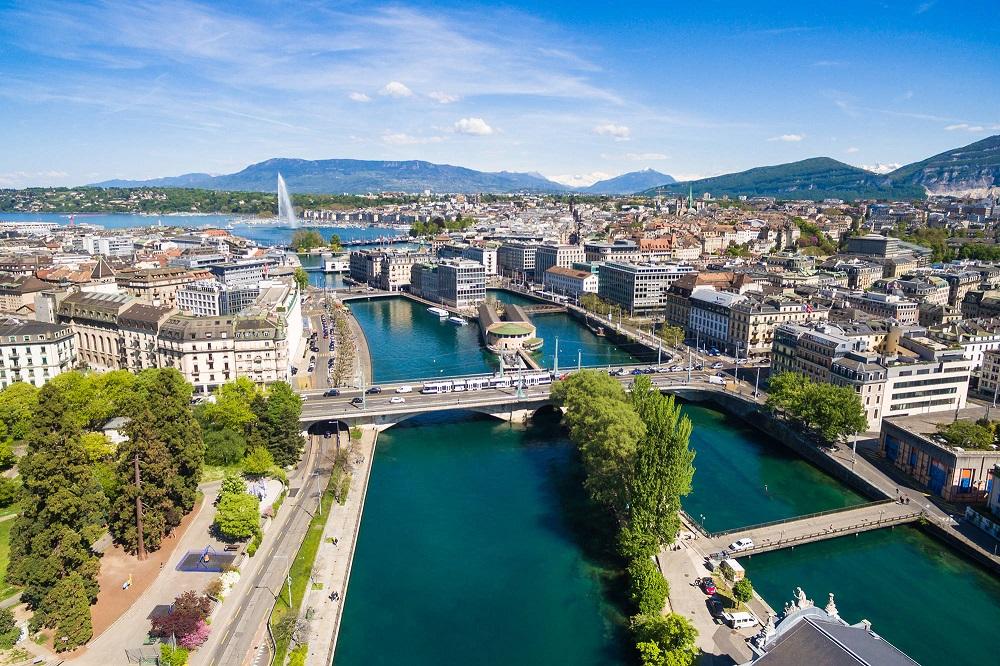 Moins d'entreprises étrangères à Genève mais pas d'inquiétude