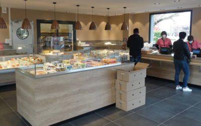 La laiterie fromagerie de Saint-Denis-lès-Bourg a rouvert ses portes