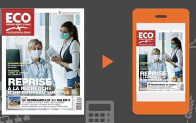 Votre magazine ECO Savoie Mont Blanc du 29 mai 2020