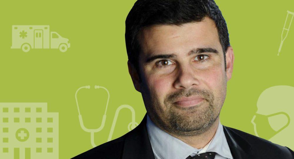 Interview / Serge Morais (ARS Aura) : « Notre système de santé a prouvé sa réactivité »