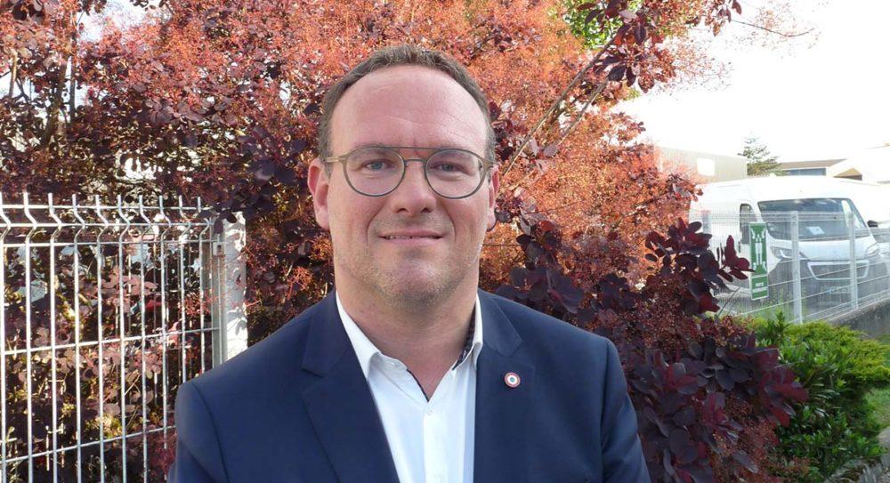 Damien Abad : « Nous ne devons pas créer une société de la peur »