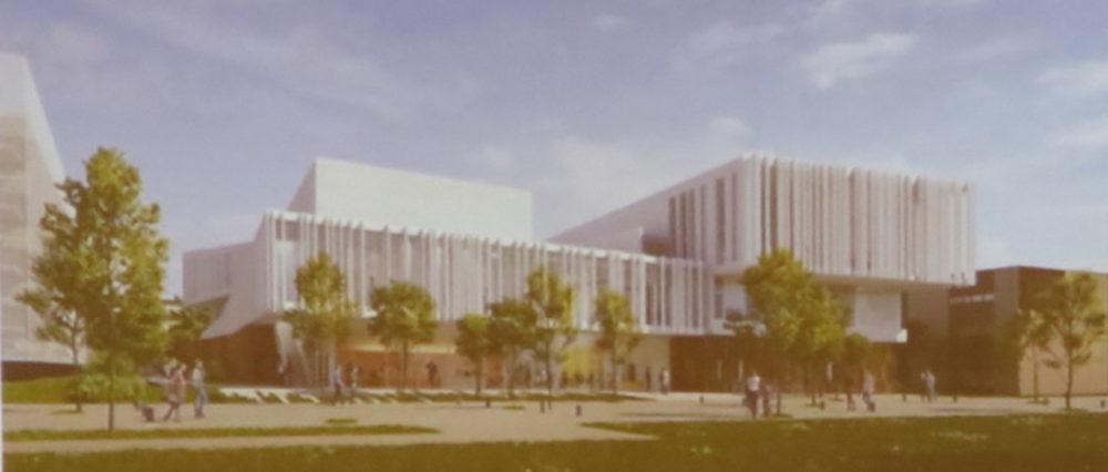 Territoire CAPI : construction d'un nouveau conservatoire à rayonnement départemental