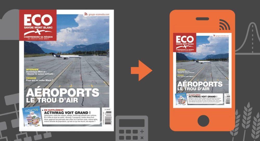 Votre magazine ECO Savoie Mont Blanc du 5 juin 2020
