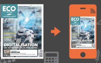 Votre magazine ECO de l'Ain du 25 juin 2020