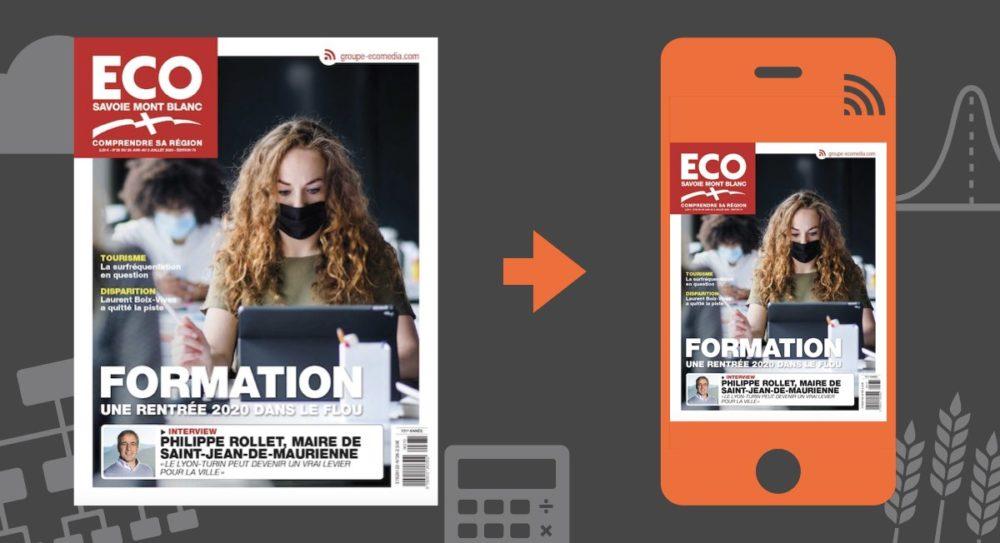 Votre magazine ECO Savoie Mont Blanc du 26 juin 2020